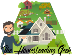 The Homesteading Geek